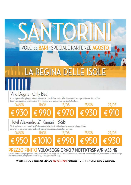 Best Santorini Volo E Soggiorno Contemporary - Amazing Design Ideas ...