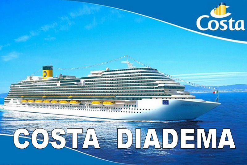 COSTA DIADEMA - CABINE MULTIPLE