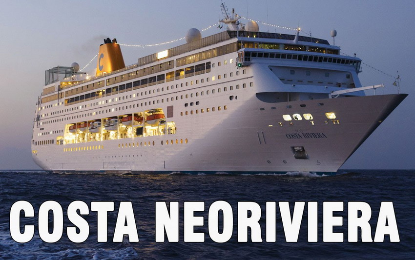 COSTA NEORIVIERA - CABINE MULTIPLE